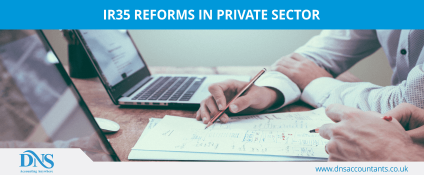 IR35 Reforms in Private Sector