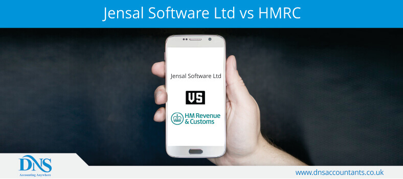 Jensal Software Ltd vs HMRC