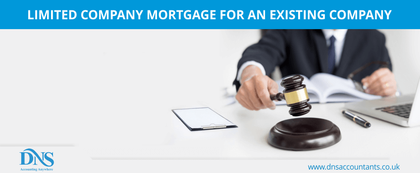 Limited Company Mortgage for an Existing Company