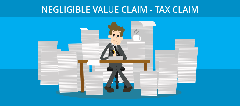 Negligible value claim