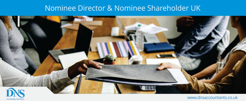 Nominee Director & Nominee Shareholder UK