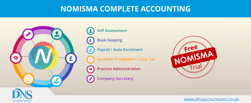 Nomisma Complete Accounting