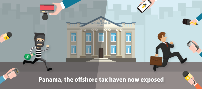 Panama offshore tax exposed