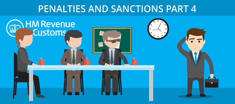 Penalties and sanctions part-4