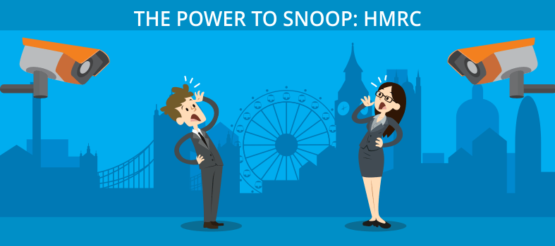 Power to snoop HMRC