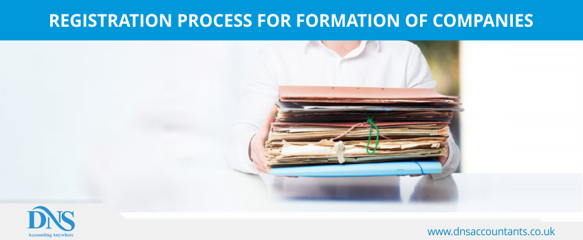 Registration Process For Formation of Companies