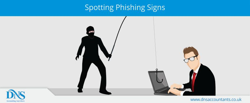 Spotting Phishing Signs