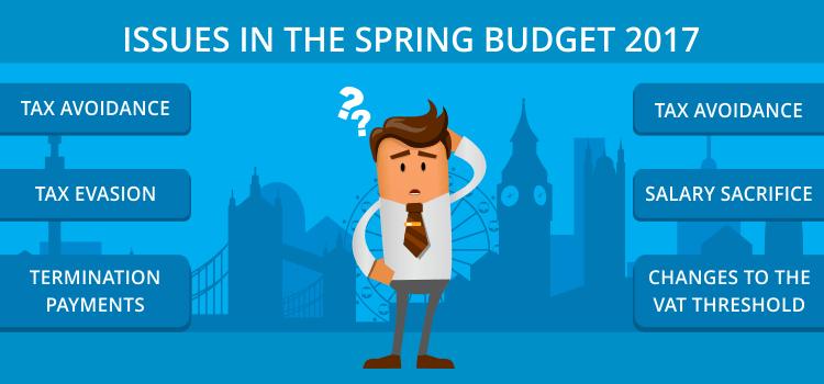 Spring Budget 2017 UK Budget