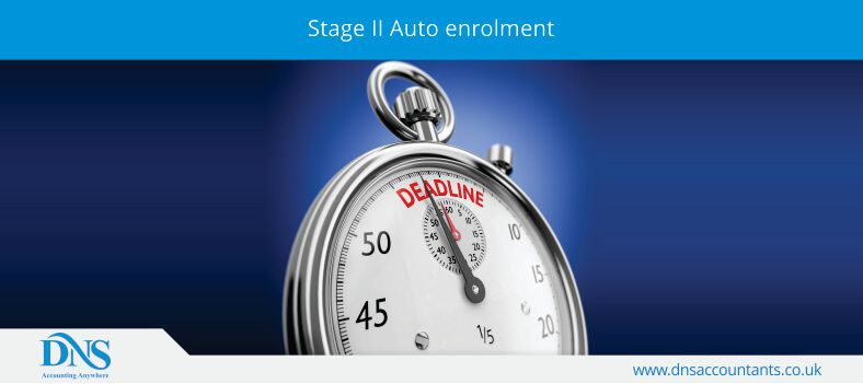 Stage II Auto enrolment