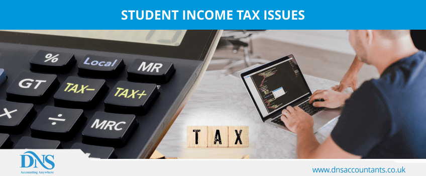 Student Income Tax Issues