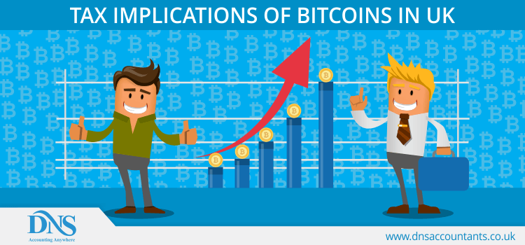 Tax Implications of Bitcoins in UK