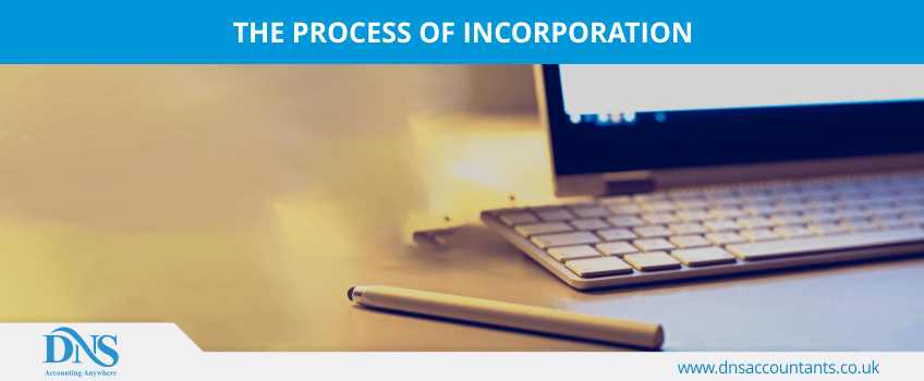 The process of incorporation
