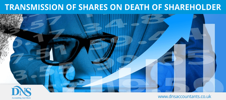 what is transmission of shares