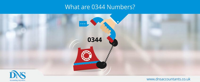 What are 0344 Numbers?