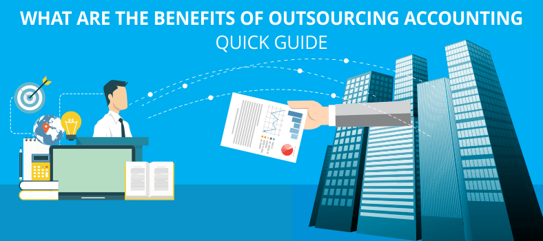 Benefits of outsourcing accounting