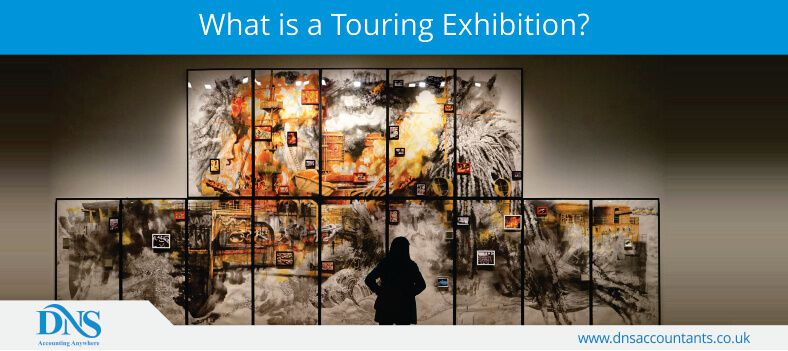 What is a Touring Exhibition?