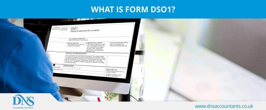 What is Form DSO1?
