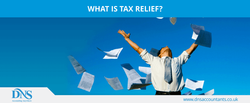 What is tax relief