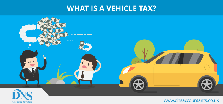 What is a vehicle tax?