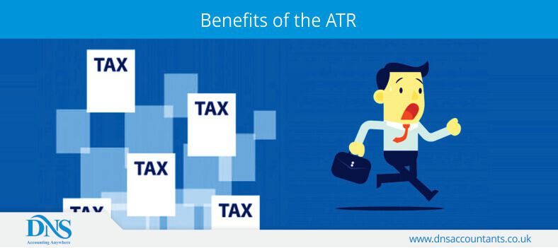Benefits of the ATR
