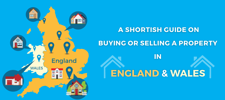 Buying or Selling a Property in the England
