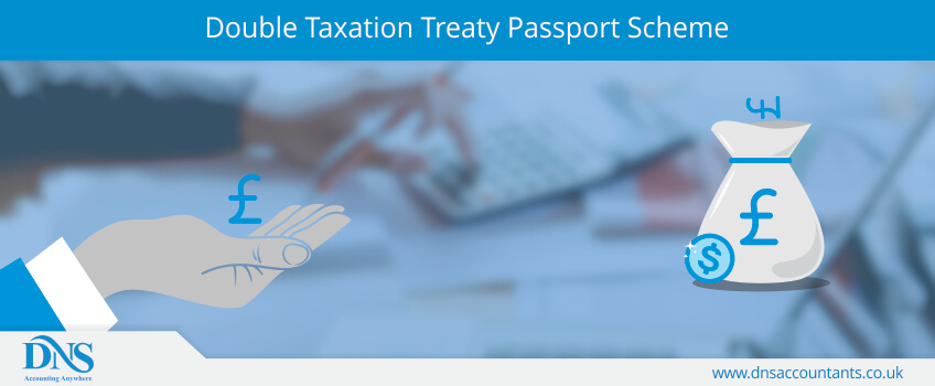 Double Taxation Treaty Passport Scheme