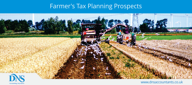 Farmer's Tax Planning Prospects
