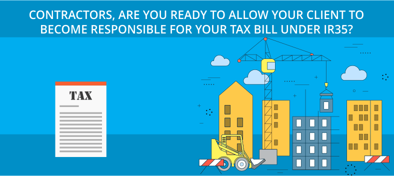Get ready for tax bill under IR35