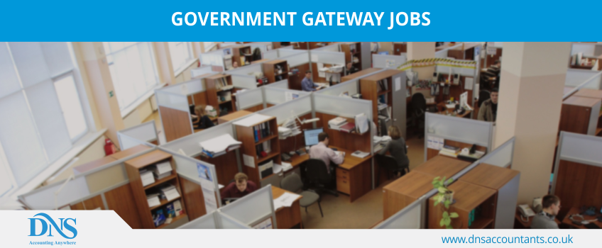 Government Gateway Jobs