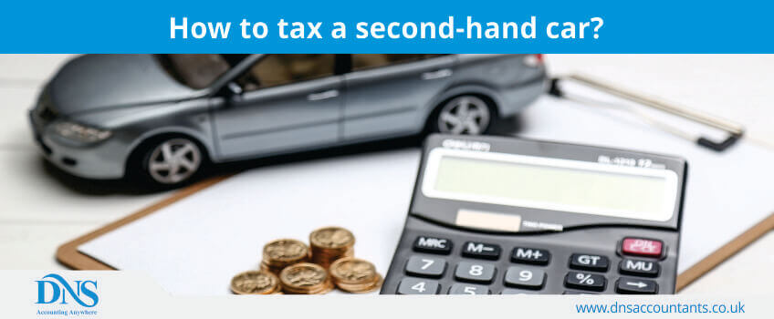 How to tax a second-hand car?