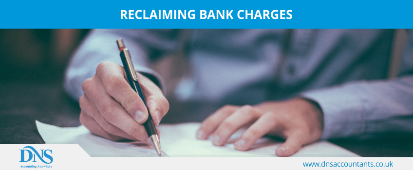 Reclaiming Bank Charges