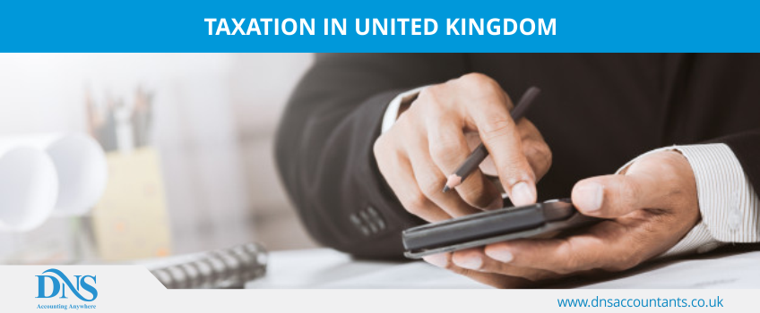 Taxation in United Kingdom