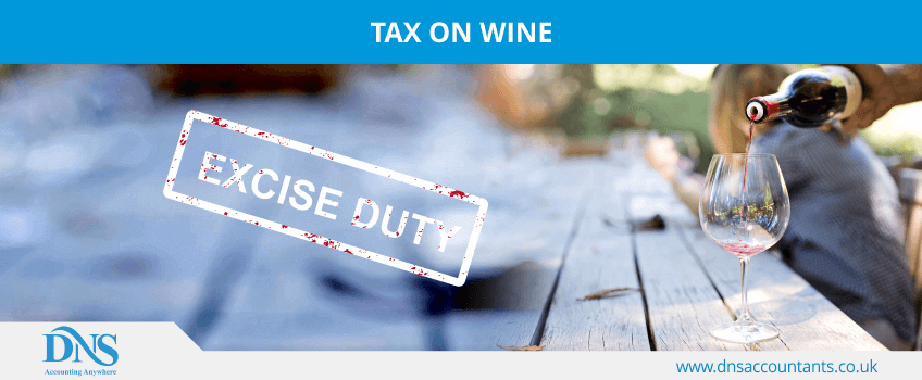 Tax on Wine