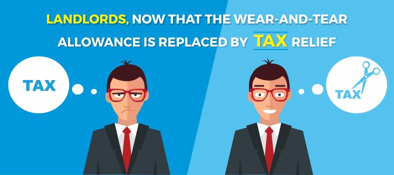 Wear and tear allowance