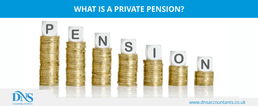 What is a private pension