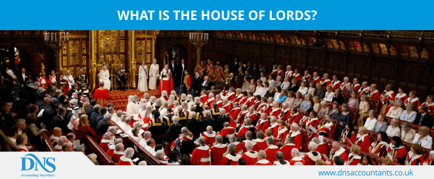 What is the House of Lords?