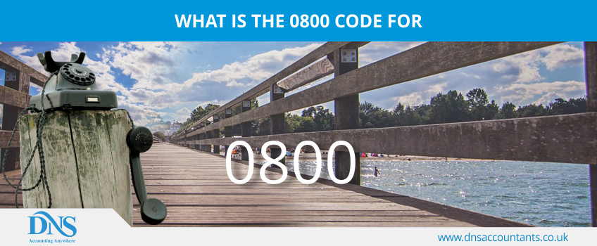 What is the 0800 code for
