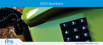 What are 0333 numbers and how much does it cost to call them?