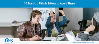 10 Start-Up Pitfalls & How to Avoid Them