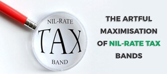 The artful maximisation of nil-rate tax bands