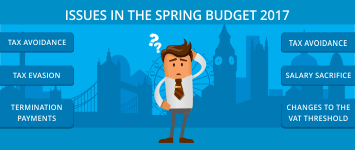 Issues in the Spring Budget 2017 - Tax Issues