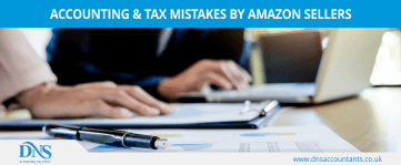 Selling on Amazon UK - Tax Implications & Accounting Mistakes