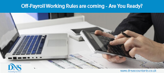 Off-Payroll Working Rules are coming - Are You Ready?