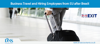 Business Travel and Hiring Employees from EU after Brexit