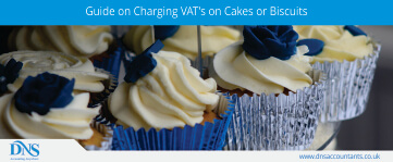 VAT on cakes or biscuits