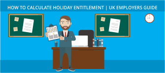 Calculate holiday pay entitlement UK