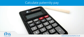 Calculate Paternity Pay Amount for Full-Time Employees