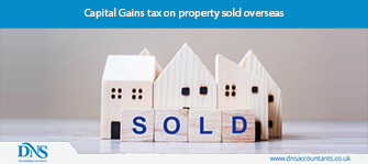 Capital Gains tax on property sold overseas