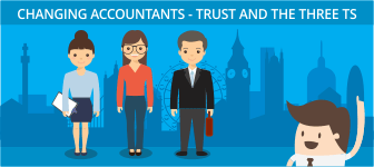 Changing Accountants - Trust And The Three Ts