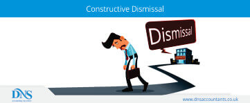 How to claim constructive dismissal and calculate compensation amount? Download form ET1 to claim compensation